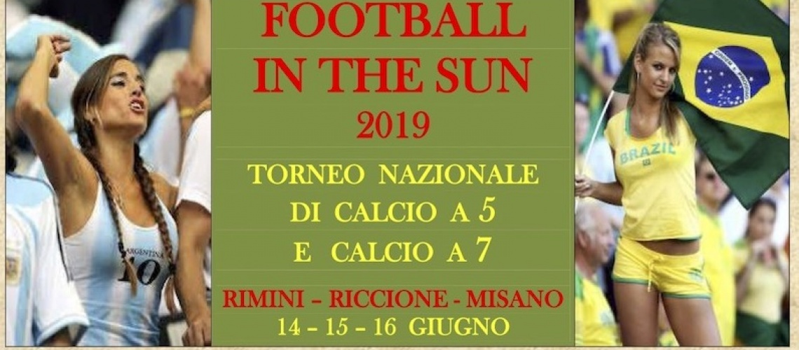 Torneo Football in the sun 2019-main